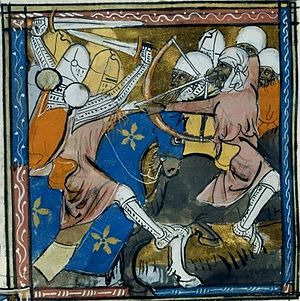 Hugh of Fauquembergues - Death of Hugh