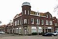 Huis. Burgemeester Martenssingel 133, 135, 137, 139, IJssellaan 116a in Gouda.jpg