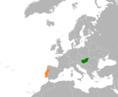 Hungary Portugal Locator.png
