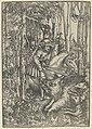 Hunter on Horseback Hunting a Wild Boar MET DP842195.jpg