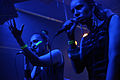 I-Wolf and the Chainreactions at Fluc Wanne WAVES VIENNA 2013 15.jpg