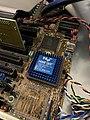 I486DX2 66 Blue Heat sink.jpg