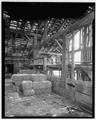 INTERIOR, LOOKING SOUTHEAST - George Mason Barn, 150 North Second Street, Willard, Box Elder County, UT HABS UTAH,2-WILL,4B-2.tif