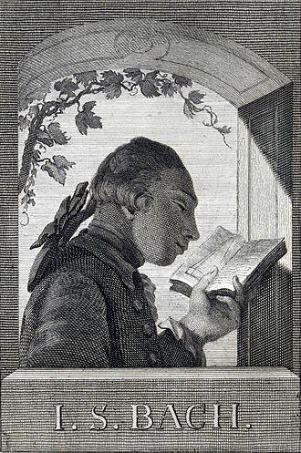 Johann Sebastian Bach (painter) - Johann Sebastian Bach the Younger