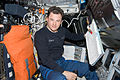ISS-21 Roman Romanenko in the space shuttle Atlantis.jpg