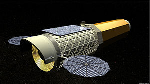 X-ray telescope - International X-ray Observatory concept