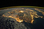 Iberian Peninsula at Night - NASA Earth Observatory.jpg