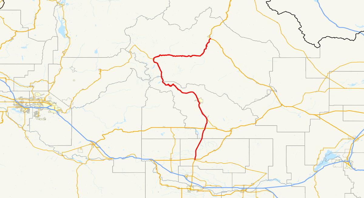 Idaho State Highway 75 - Wikipedia