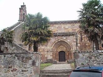 Cartes - Church of Santa María, Yermo, municipality of Cartes
