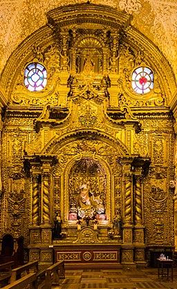 Iglesia de La Merced, Quito, Ecuador, 2015-07-22, DD 187
