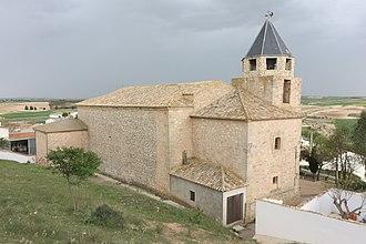 Alconchel de la Estrella - Image: Iglesia de Nuestra Señora de la Estrella, Alconchel de la Estrella 02