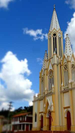 Toca, Boyacá - Church of Toca