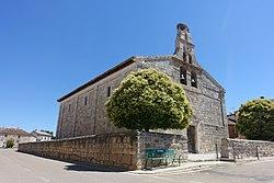 Iglesia de San Juan Bautista, Peral de Arlanza 01.jpg