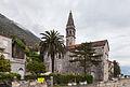 Iglesia de San Nicolás, Perast, Bahía de Kotor, Montenegro, 2014-04-19, DD 37.JPG