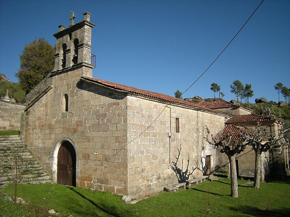 Igrexa de Santa María de Oímbra, Oímbra