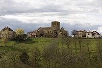 Iguerande-Église St Marcel-(Vue du Calvaire)-20110330.jpg