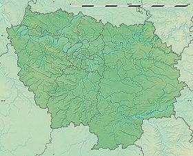 (Voir situation sur carte: Île-de-France)
