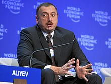 Ilham Aliyev - World Economic Forum Annual Meeting Davos 2009.jpg