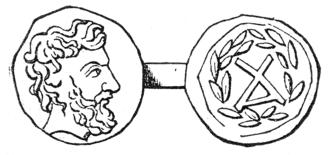 Achaean League - Image: Illustrerad Verldshistoria band I Ill 176