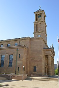 Immaculate Conception Cathedral in Springfield, Illinois.jpg