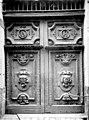 Immeuble - Porte d'entrée - Rouen - Médiathèque de l'architecture et du patrimoine - APMH00016426.jpg