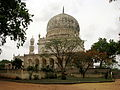India - Hyderabad - 101 - Qutub Shahi Tombs (3920150765).jpg