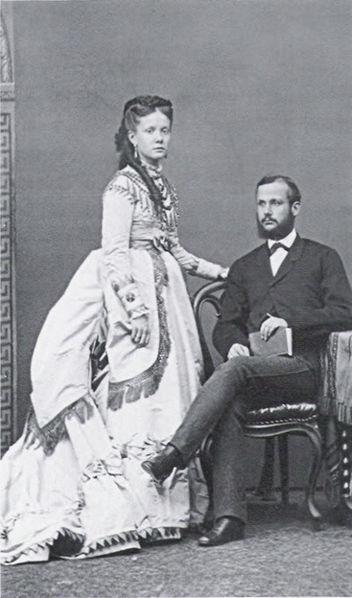 File:Infanta Isabel de Espanha e Príncipe Caetano das Duas Sicílias.jpg