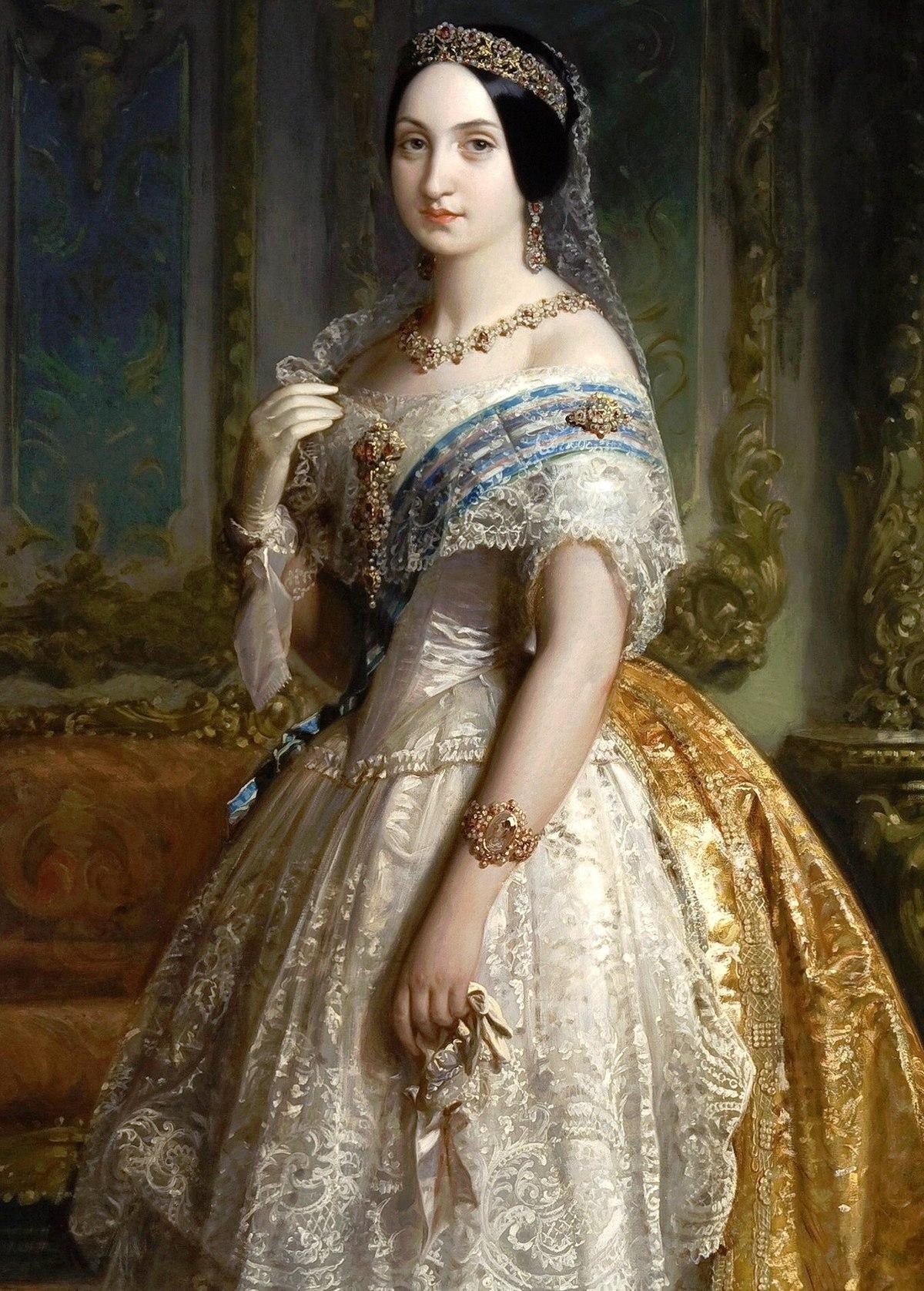 Infanta Luisa Fernanda of Spain - Duchess of Montpensier (edit1).jpg