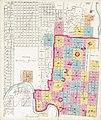 Insurance plan, volume 1, sheet A, Calgary, Alberta, October 1911 - Plan d'assurance-incendie, volume 1, feuille A, Calgary (Alberta), octobre 1911 (23122521746).jpg