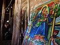 Interior of Debre Maryam (Church) - Near Bahir Dar - Ethiopia - 02 (8680672716).jpg