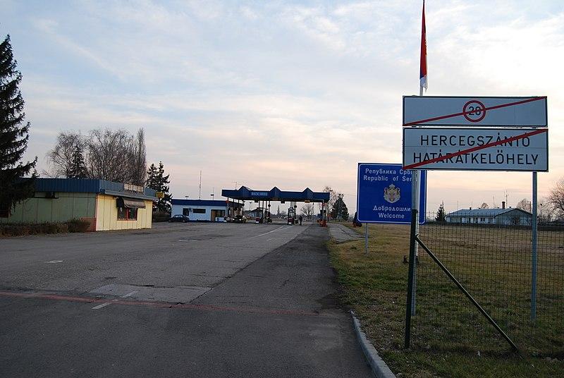 File:International border between Hungary and Serbia near Backi Breg.JPG