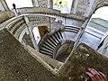 Interno (scala) della Certosa di Padula.jpg