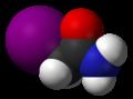 Iodoacetamide-3D-vdW.png