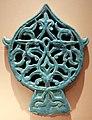 Iran, decorazione architettonica ceramica, xiii secolo.jpg