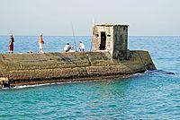 Israel-04558 - Old Port Breakwater (33533544431).jpg