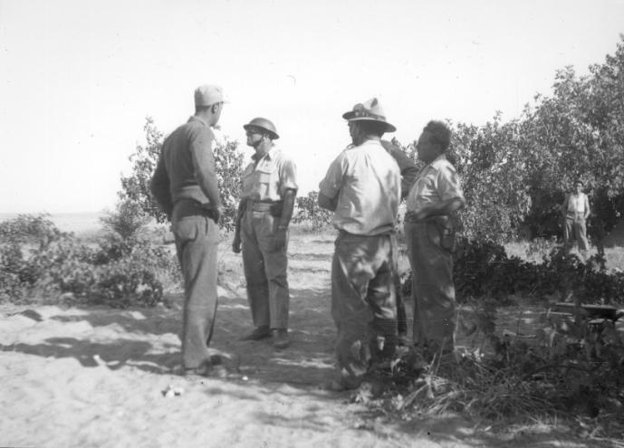 Israel Galili Yoav