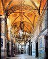Istanbul - Basilica di Santa Sofia - Vestibolo.JPG