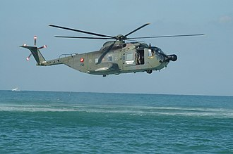 Sikorsky S-61R - HH-3F of the Italian Air Force