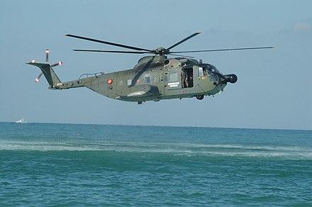 HH-3F Pelican.[19] - 15º Stormo Onda 29.