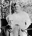 Ivan Avgustovich Time with daughter Varvara, 1910.jpg