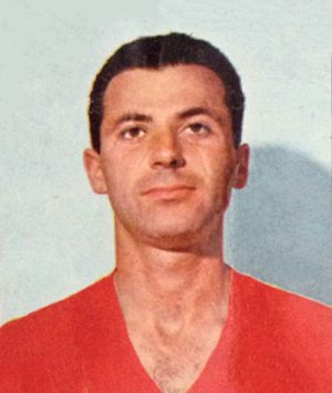 Ivan Dimitrov (footballer) - Ivan Dimitrov c. 1970