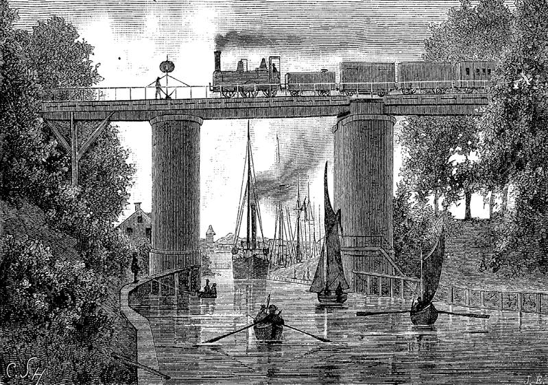 File:Järnvägsbron öfver Södertelge kanal SFJ 1881.png