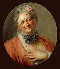 1745: Pierre Jélyotte als Platée