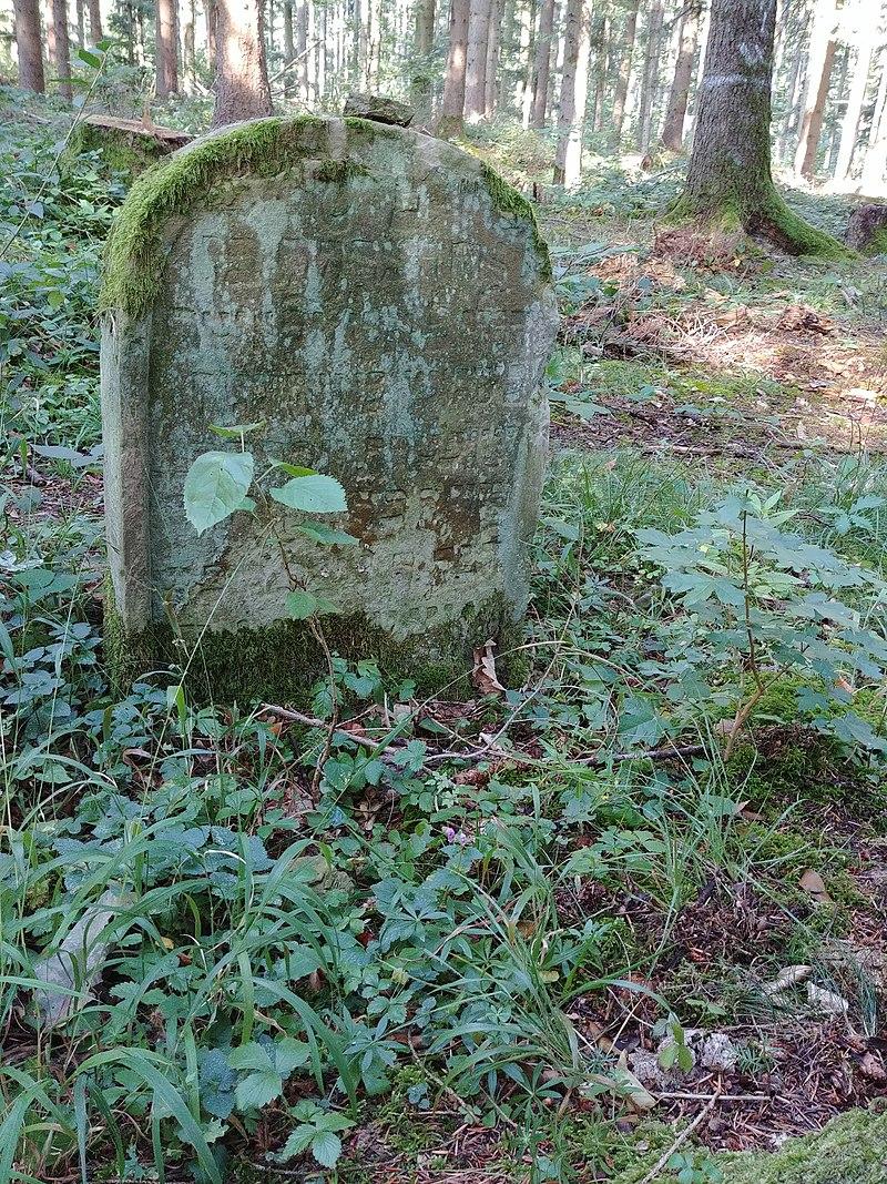 Jüdischer Friedhof Weildorf 09.jpg