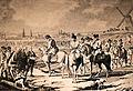 J.C.Bock (inc.) Jahann Voeltz (dis.) Le magistrat de Bruxelles présente les clefs de la ville au maréchal Bender 2 deécmbre 1790.JPG