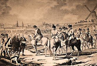 United Belgian States - Surrender of Brussels, 2 December 1790.