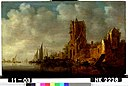 J.J. van Goyen - De Pellekussenpoort aan de Vecht bij Utrecht - NK2228 - Cultural Heritage Agency of the Netherlands Art Collection.jpg