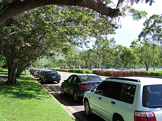 James Cook University - University Drive at Douglas Campus