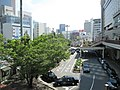 JR三ノ宮駅ロータリー JR Sannomiya Sta. Taxi stand - panoramio.jpg