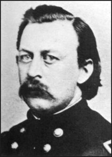 James Sanks Brisbin Union Army general